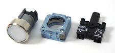 Siemens 3SB3501-0AA61 Drucktaster | Metall | rund weiß | NEU