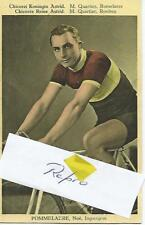 Cyclisme, ciclismo, wielrennen, radsport, cycling, NOE POMMELAERE