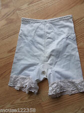 vintage girdle shaper size large