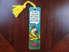 Mother Goose & Grimm Comic Strip by Mike Peters Grimmy Dog Bookmark Vintage 1992