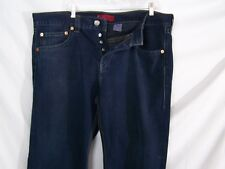 Vintage Levis Type 1 Iconic Straight Mens Jeans 38x32 Button Fly Actual 42x29