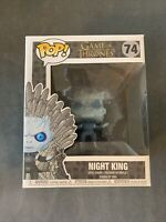 Funko Pop! 74 - Game Of Thrones - Night King Sitting on Iron Throne