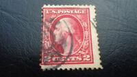 USA, US Postage, Stamps,  2 Cent,  Franklin Scott, gestempelt
