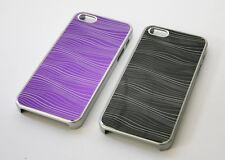 50pcs iPhone SE 5s 5 Luxury Hard case with Wave pattern