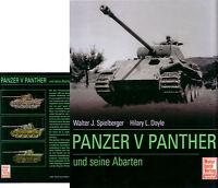 Der Panzer V Panther und seine Abarten von Hilary Doyle, Walter Spielberger