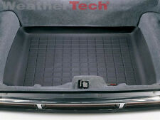 WeatherTech Cargo Liner Trunk Mat - Ford Crown Victoria - 1992-2011 - Black