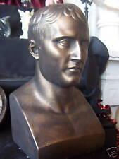 Buste de Napoléon - Hotel de Soubise - patine bronze reproduction artisanale