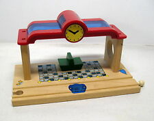 Brio, Wooden, Smart Track Station,.EUC (Tested & Working)