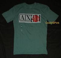 Armani Exchange T Shirt Men AX Tee Shirt Large L
