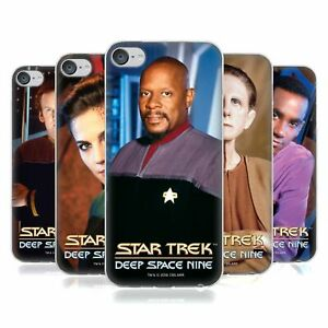 OFFICIAL STAR TREK ICONIC CHARACTERS DS9 GEL CASE FOR APPLE iPOD TOUCH MP3
