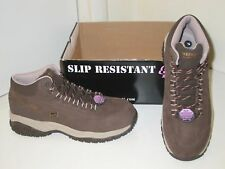 Skechers Soft Stride Midways Work Safety Non Steel Toe EH Shoes Boots Womens 11
