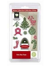 TRIM THE TREE  Cricut Solutions Cartridge - NEW!