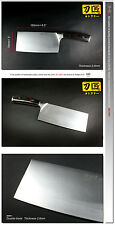 New Chinese Cleaver Vegetable Chopping Knife 6.5inch Kitchen Cutlery Cookware