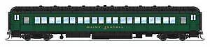 Broadway Limited 6444 HO Maine Central 80' Passenger Coach Set A (Set of 2)