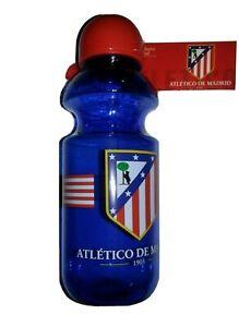 Atletico Madrid Trinkflasche Botella Fan Fanshop Champions League Spain neu new