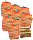(EUR 0,67 €/L) Anfeuerholz in 10 Säcken, insgesamt 50dm³ Brennholz Fichte/Kiefer