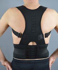 Geradehalter Rückenhalter Rücken Stabilisator Rückenbandage mit 10 Magnet R-108