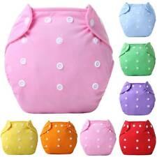 Diaper Waterpropf Adjustable Reusable Baby Washable Cloth Diaper Nappies 0-3Y