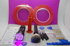 Kit de Réparation Pour Écran de Téléphone Mobile, 21 LED Torche, Bande, Colle