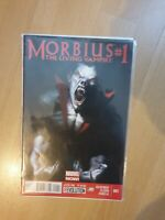 Morbius The Living Vampire #1 Marvel