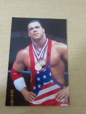 Kurt Angle WWE Wrestling Trading Cards