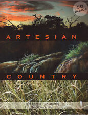 Artesian Country: Barcaldine Artists: Queensland Art book. By Lockie & Martin