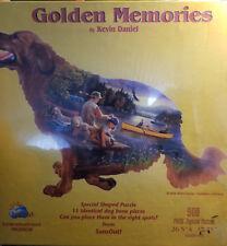 Golden Memories by Kevin Daniel 900 Piece Jigsaw Puzzle