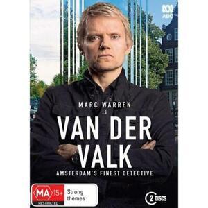 Mark Warren Van Der Walk DVD (2 DISC) Over 3 Hours - ABC Australia Region 4 RARE