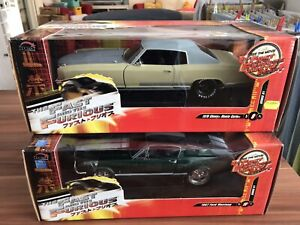 Modellautos Fast And The Furious 1:18 Ford Mustang Chevy Joyride Merchandise Rae
