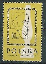 Poland stamps MNH (Mi. 1178) Pharmacy congress I.Lukasiewicz