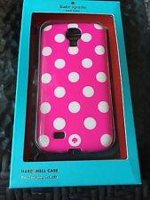 KATE SPADE Le Pavillion Hardshell Case For Samsung Galaxy Pink/White Polka Dots