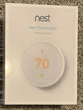 Nest Learning Thermostat E T4000ES (White)