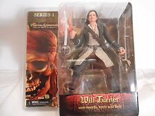 Pirates of the Caribbean~Dead Man's Chest~Series 1 ~ WILL TURNER ~NEW~MOC