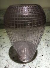 Retro Purple Vase NEW