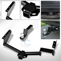 """Class 3 Trailer Hitch w/2"""" Loaded Ball Bumper Tow For 08-12 13 Toyota Highlander"""