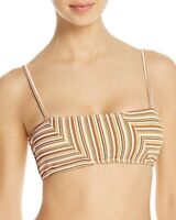 Ellejay Lauren 262754 Women Bandeau Bikini Top Swimwear Size Small