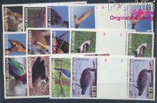Tonga 1742ZS-1753ZS Zwischenstegpaare postfrisch 2012 Freimarken: Vögel (8609724