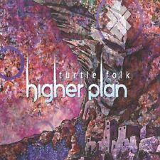 TURTLE FOLK - HIGHER PLAN NEW CD