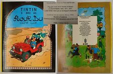 TINTIN HERGE en Breton -1994- 1500ex.- PAYS de l'OR NOIR - E BRO AN AOUR DU