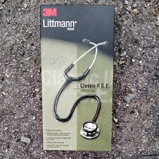 Littmann 3m Classic Ii S E Stethoscope 28 Inches Raspberry In Color Made In Usa
