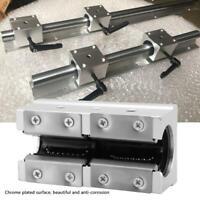SBR20LUU 20mm Linear Motion Ball Bearing Slide Guide Shaft Block CNC Router Part