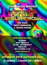 Legends Of The Lesuirebowl – Club kinetic Reunion – Part 4 – Room 2
