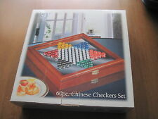 2003 Target Brand Chinese Checkers NEW IN BOX