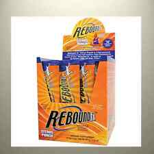 Rebound Fx On-The-Go Pouches Citrus Punch - 30 ct box Sports Energy Vitamin YGY