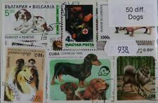 Francobolli a tema animali sul cani
