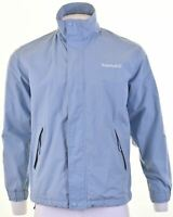 TIMBERLAND Mens Overjacket Size 36 Small Blue Cotton  HT22