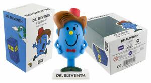 Doctor Who Mr Men Figures Dr First Dr Fourth Dr Eleventh Dr Twelfth Official