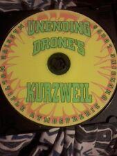 "KURZWEIL ~ UNENDING ""DRONES"" MASSIVE LOOPS/ATMOSPHERIC ~ Textures/Spacey/Dreams!"