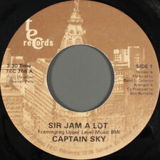 "Captain Sky / Captian Sky* - Sir Jam A Lot / Elementry School Of Funk (7"", M/Pri"