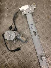 2003 Kia Sportage 2.0 Gasolina O/S/R Lado Del Conductor Ventana Trasera Derecha Regulador Del Motor